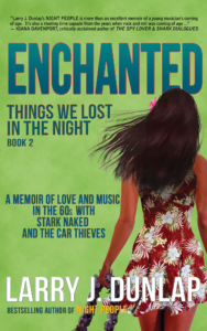 Enchanted, Book 2 Follows Night People Book 1 of Things We Lost in the Night