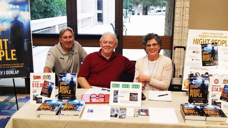 Book signing Glendora, CA